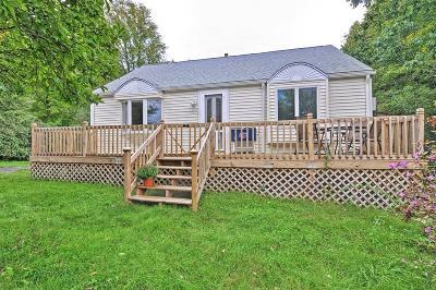 Bellingham Single Family Home Contingent: 1411 Pulaski Blvd