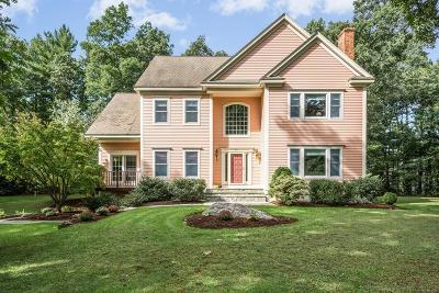 Boxborough Single Family Home For Sale: 87 Coolidge Farm Road