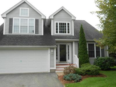 Billerica, Chelmsford, Lowell Condo/Townhouse Under Agreement: 32 Windemere Ln #32