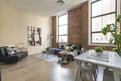 Condo/Townhouse For Sale: 121 Portland Street #208