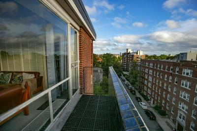 Cambridge Condo/Townhouse Under Agreement: 29 Concord Avenue #809