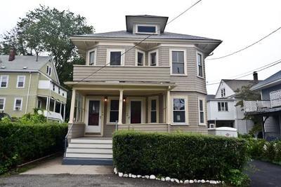 Arlington Condo/Townhouse Sold: 6 Clark St #6