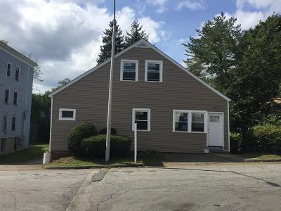 MA-Worcester County Commercial For Sale: 6 Walworth St