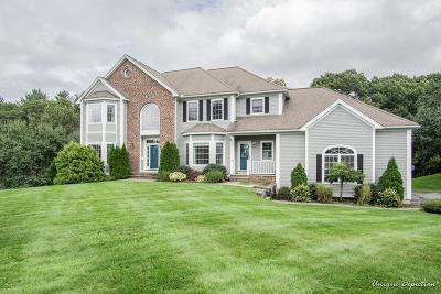 North Andover Single Family Home Sold: 42 Windkist Farm Road