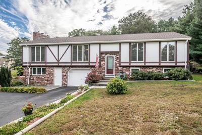 Billerica Single Family Home Under Agreement: 161 Nashua Rd