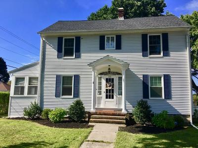 North Andover Single Family Home Sold: 33 Edmands Rd