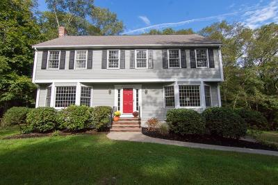 Millis Single Family Home Contingent: 26 Walnut Hill Rd