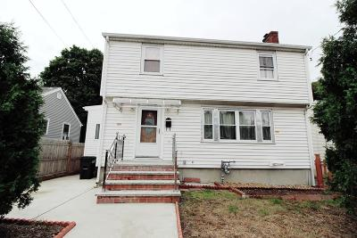 Quincy Single Family Home For Sale: 293 Sea St