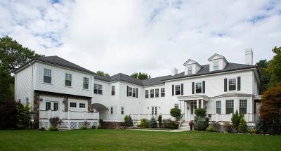 Wellesley Single Family Home For Sale: 1 Edmunds Road