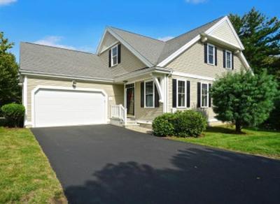 Holliston Condo/Townhouse For Sale: 25 Piedmont #25