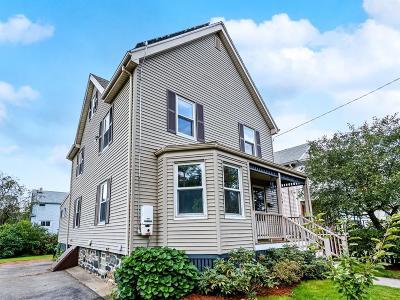 Medford Single Family Home Under Agreement: 149 Arlington St