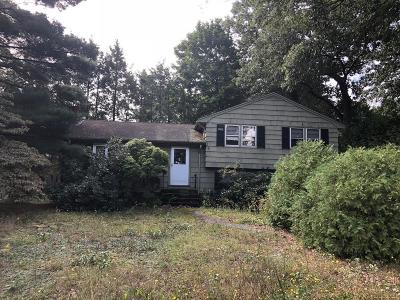 Needham Single Family Home Under Agreement: 4 Broad Meadow Road