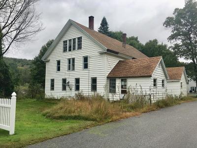 Hardwick Multi Family Home Under Agreement: 70-72 Highland Ter