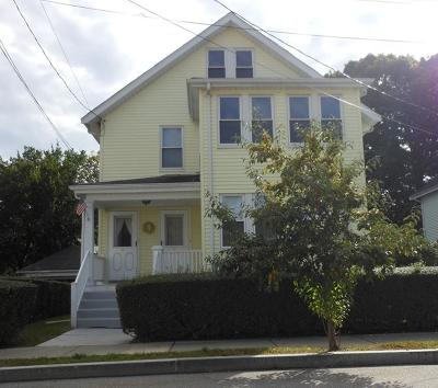 Watertown Multi Family Home Under Agreement: 51-53 Carroll Street