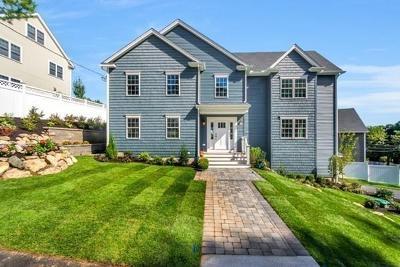 Arlington Single Family Home Under Agreement: 27 Columbia Road