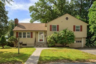 Stoneham Single Family Home Under Agreement: 46 Windsor Rd