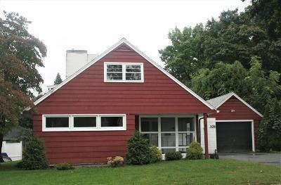 Melrose Single Family Home Under Agreement: 328 Grove Street