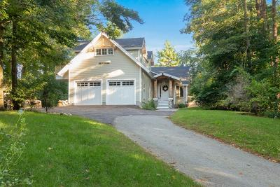 Cohasset MA Single Family Home For Sale: $855,000