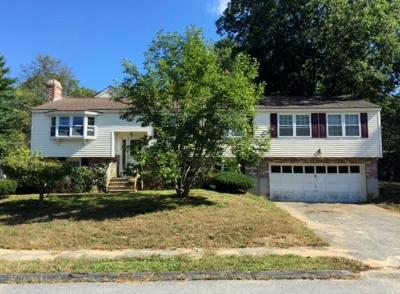 Billerica Single Family Home Contingent: 5 Lantern Lane
