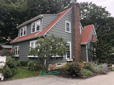 Braintree Single Family Home Under Agreement: 47 Judson Street