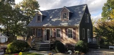 Halifax Single Family Home For Sale: 12 White Island Rd