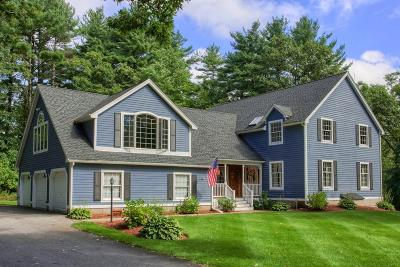 Tewksbury Single Family Home Contingent: 488 Kendall Rd