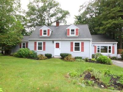 Southborough Single Family Home For Sale: 5 John Street