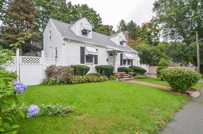 Arlington MA Single Family Home Under Agreement: $629,999