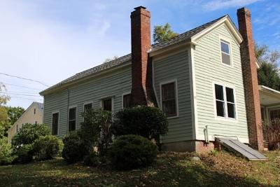 Single Family Home For Sale: 80 Baptist Hill Rd.