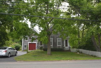Rockland Single Family Home Under Agreement: 604 Liberty St