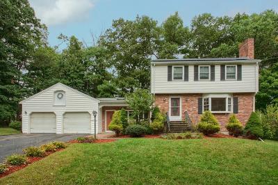 Billerica Single Family Home For Sale: 6 Pelham Street