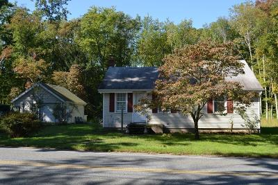 Rehoboth Single Family Home Contingent: 306 Plain St