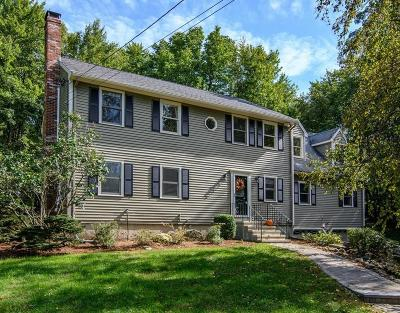 Westborough Single Family Home For Sale: 114 Upton Road