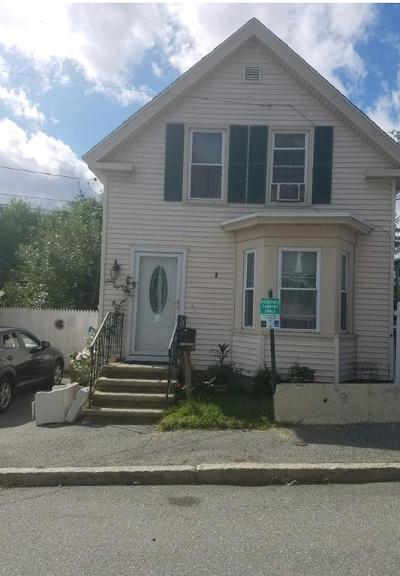 Lowell Single Family Home Contingent: 68 Clare Street