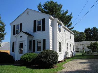 Wareham Single Family Home For Sale: 17 Mattapoisett Road