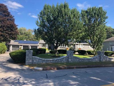 Andover Single Family Home For Sale: 87 Greenwood Rd