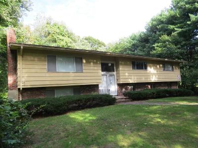 Wayland Single Family Home For Sale: 38 Aqueduct Road