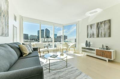 Condo/Townhouse For Sale: 1 Franklin Street #1611