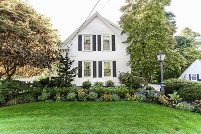 Abington Single Family Home Under Agreement: 639 Plymouth St
