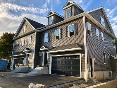 Waltham Condo/Townhouse For Sale: 1101 Main St. #1