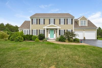 Mashpee Single Family Home Price Changed