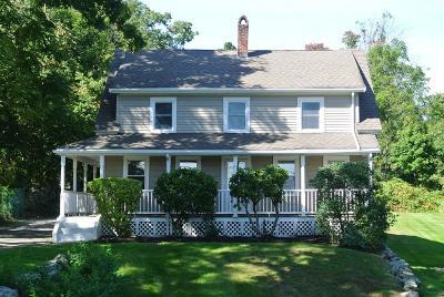 Avon Multi Family Home Under Agreement: 61 Pond St