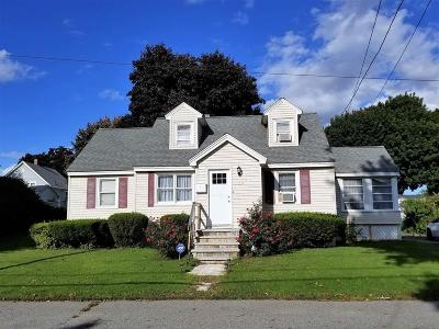 Lowell Single Family Home For Sale: 119 Dracut St