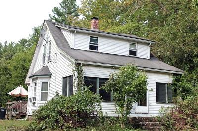 Hanson Single Family Home For Sale: 125 Glenwood Pl