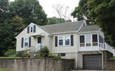 Needham Single Family Home For Sale: 4 Avery St