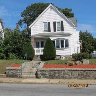 Lowell Multi Family Home For Sale: 333 Mammoth Road
