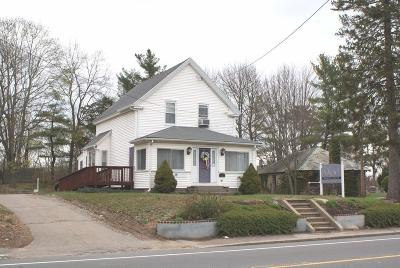 MA-Norfolk County Commercial For Sale: 720 Washington Street