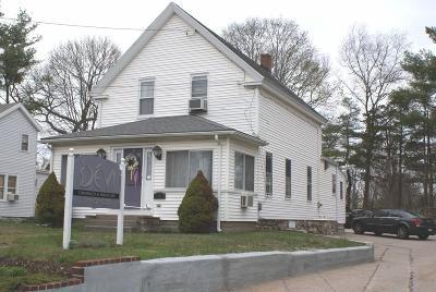 MA-Norfolk County Single Family Home For Sale: 720 Washington Street