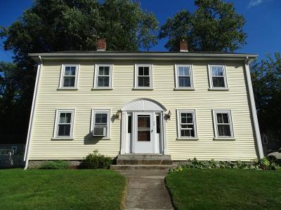 Holliston Condo/Townhouse For Sale: 34 Union St #34R