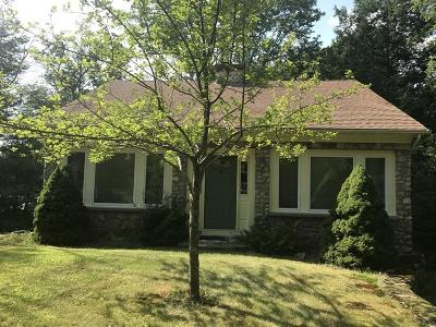 Single Family Home Sold: 239 Chestnut Hill Road